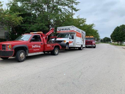 tow truck Gardner IL